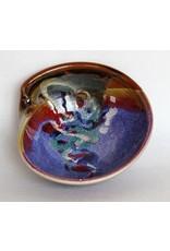 "Larrabee Ceramics GRAB BOWL, 8"" LARR"