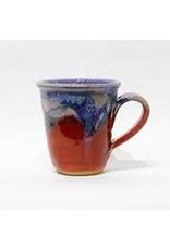 "Larrabee Ceramics SHORT MUG, 4"" LARR"