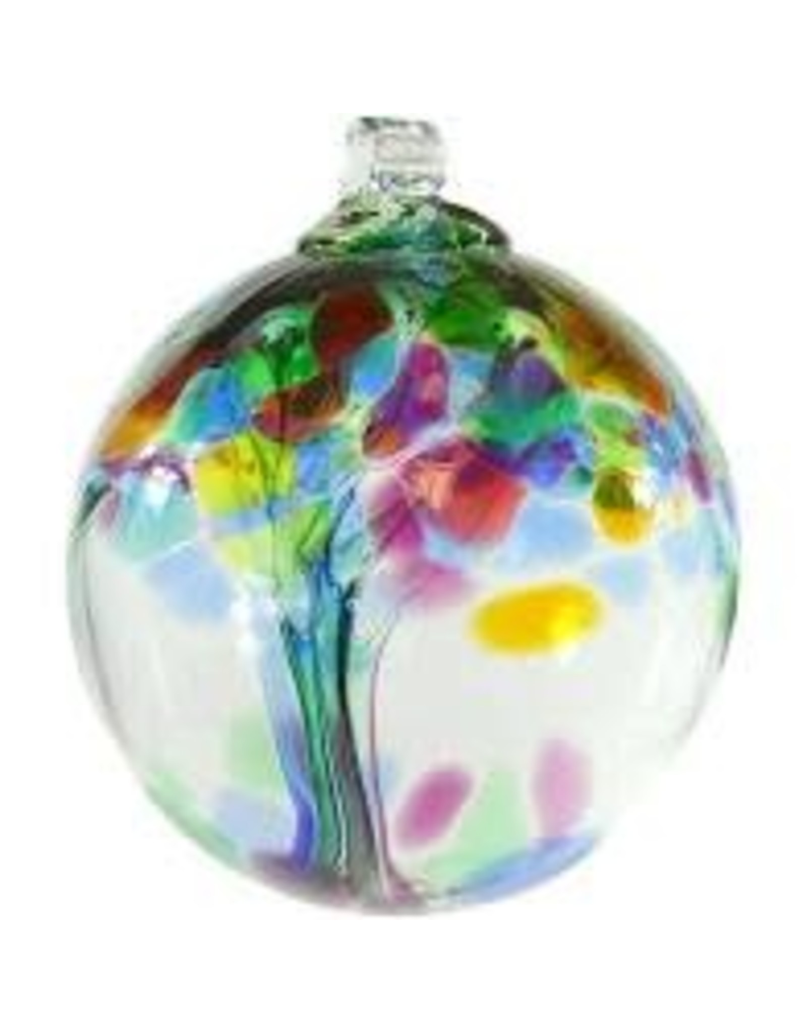 "Kitras Art Glass FAMILY (Trees of Enchantment, 2"" D., KITRAS)"