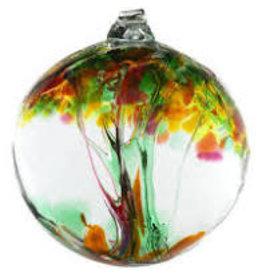 "Kitras Art Glass HEALING (Trees of Enchantment, 2"" D., KITRAS)"