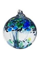 "Kitras Art Glass KINDNESS (Trees of Enchantment, 2"" D., KITRAS)"