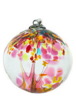 "Kitras Art Glass MOTHERHOOD (Trees of Enchantment, 2"" D., KITRAS)"