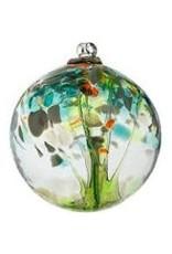 "Kitras Art Glass REBIRTH (Trees of Enchantment, 2"" D., KITRAS)"