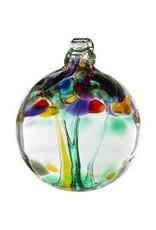 "Kitras Art Glass REMEMBRANCE(Trees of Enchantment, 2"" D., KITRAS)"