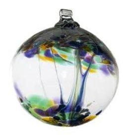 """Kitras Art Glass BLESSINGS (Trees of Enchantment, 6"""" D., KITRAS)"""