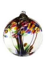 "Kitras Art Glass CELEBRATION (Trees of Enchantment, 2"" D., KITRAS)"