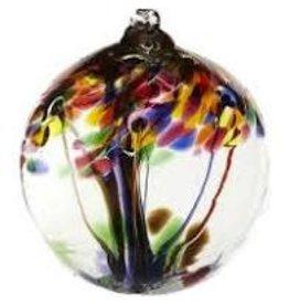 "Kitras Art Glass CELEBRATION (Trees of Enchantment, 2"" D., KITRAS)"