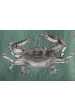 "Molly Pearce Blue Crab (8x11"" MOLP)"