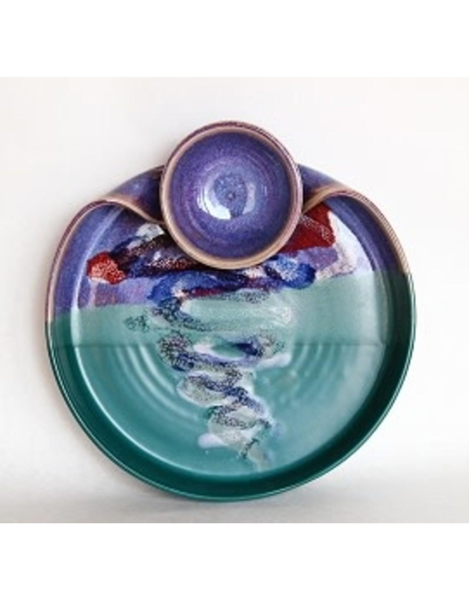 """Larrabee Ceramics CHIP & DIP, 13"""", LARR"""