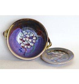 """Larrabee Ceramics BERRY BOWL, 7.5"""",  LARR"""