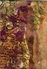 Common Threads Designs TEXTILE/COLLAGE, 8x10 matted, 8x10, COMT