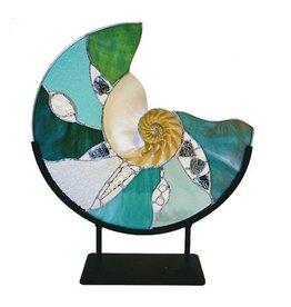 "My Wildest Dreams Studio Nature's Glory, Seafoam, 14"", CHIR"