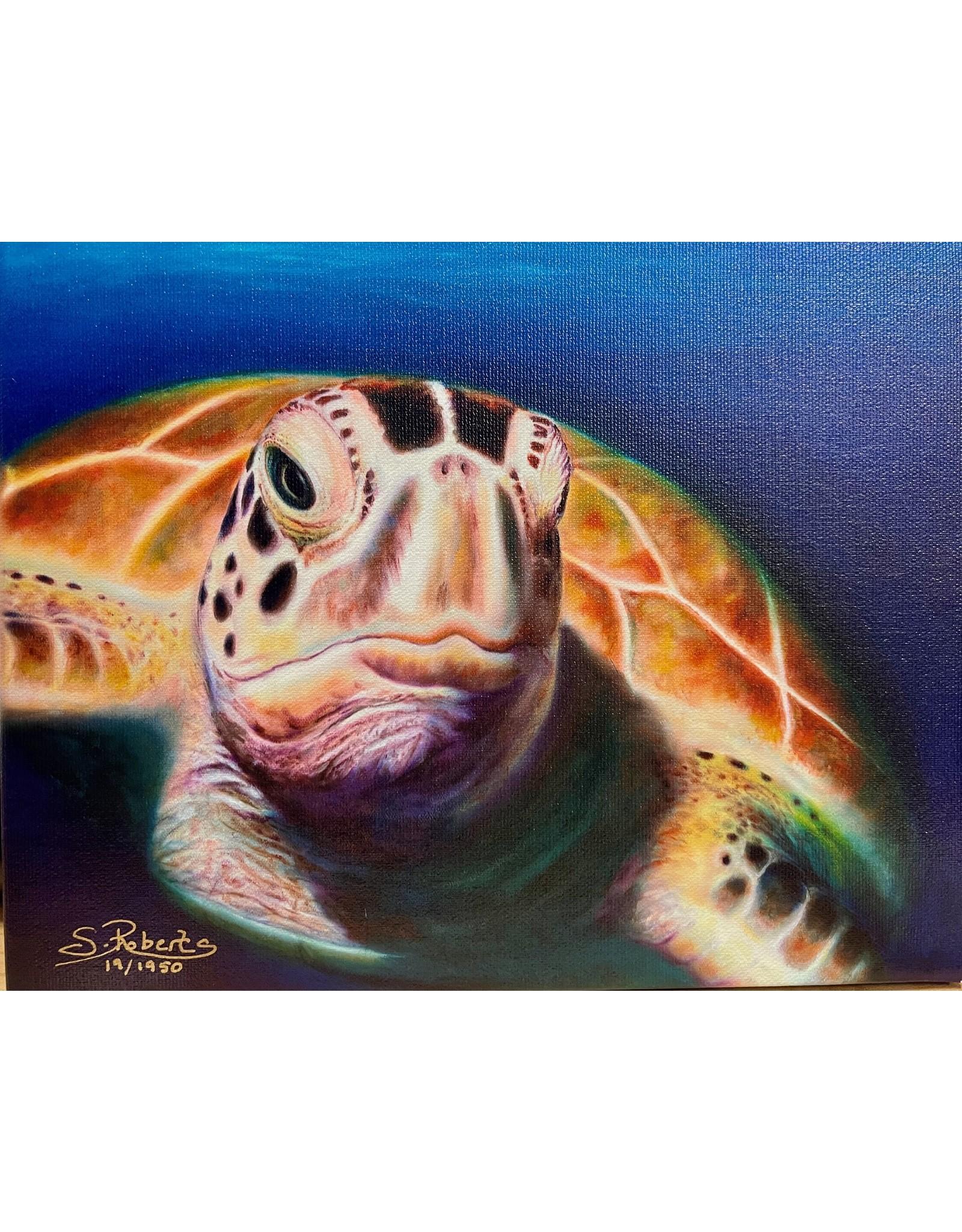 "Susan Roberts ELMER, giclee on GW canvas, 8x10"" SUSR"
