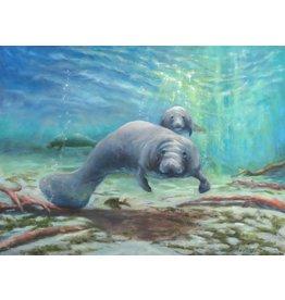 """Michaelann Bellerjeau Treasure Coast Treasures, oil on canvas,18x24"""",MICB"""