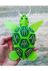 Sarah Funck Ornaments, eco-friendly, recycled, SARF