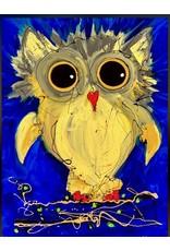 "Lisa Jill Allison BUSTER, acrylic on GW canvas, 40x30"" LISA"