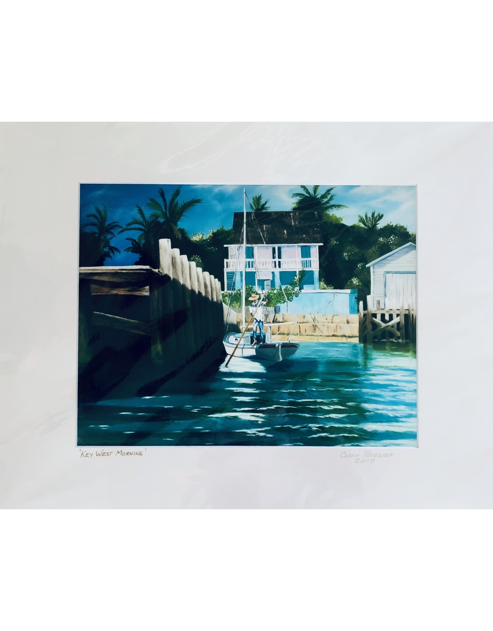 Cliff Potenza Prints (Giclee, XL,  Mat, CLIP)