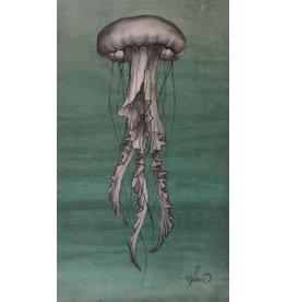 "Molly Pearce Jellyfish (24x48"" MOLP)"