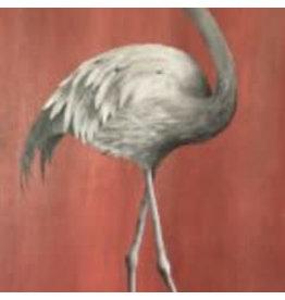 "Molly Pearce Flamingo (11x17"" MOLP)"