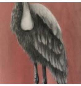 """Molly Pearce Roseate Spoonbill (11x17"""" MOLP)"""