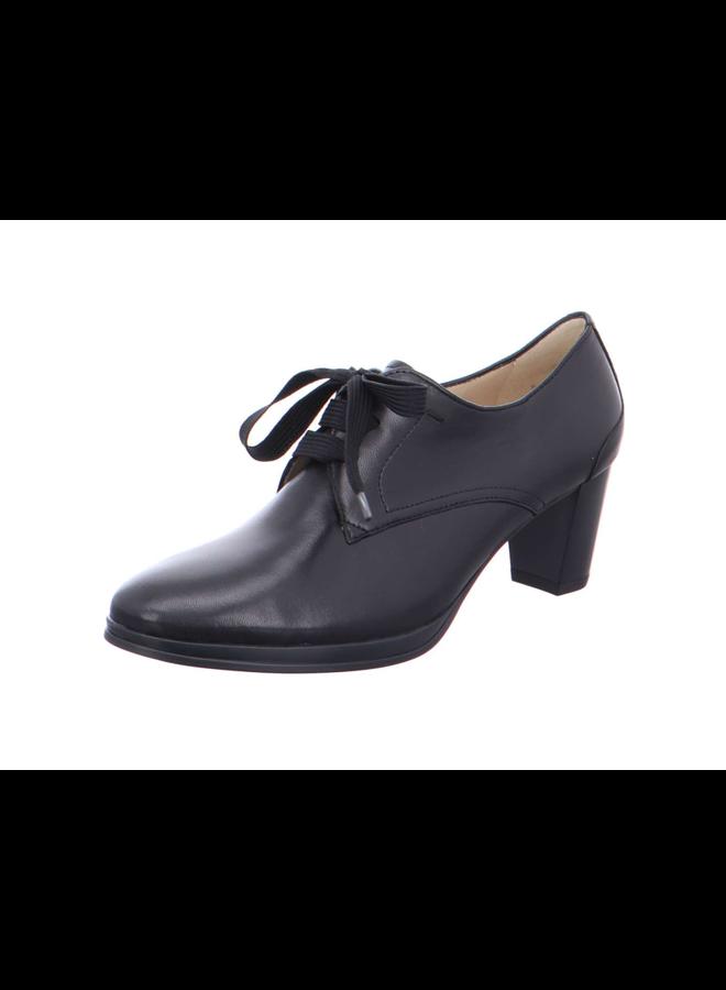 "Pump lace up shoe 2.5"" heel ODELE 13425"