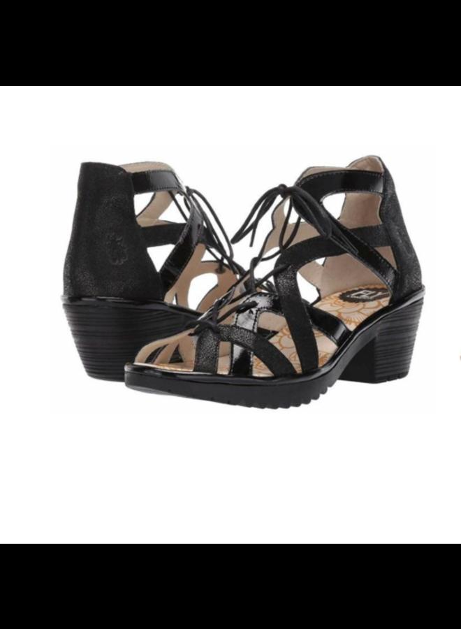 Strappy open-toe sandal WANT