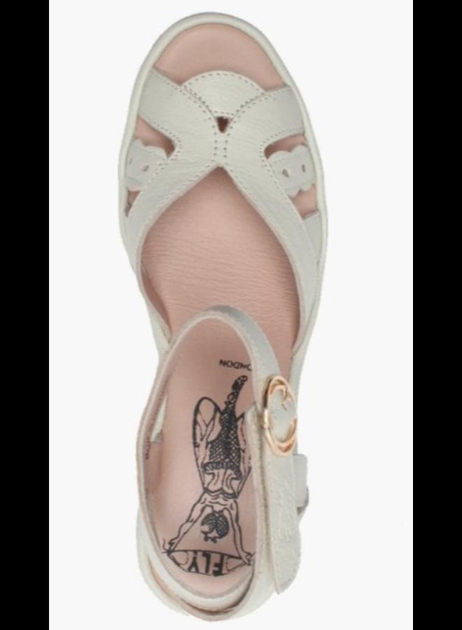 Wedge strapped sandal YRAT