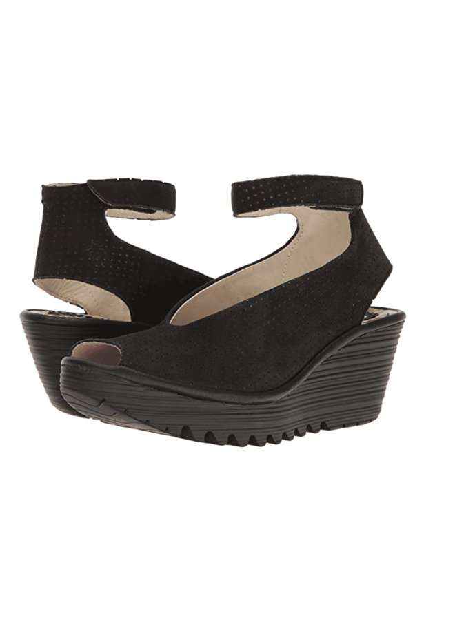 Ankle Strap Wedge Sandal YALA PERF