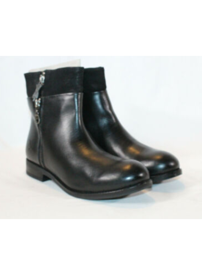 Tall Leather bootie ABYS