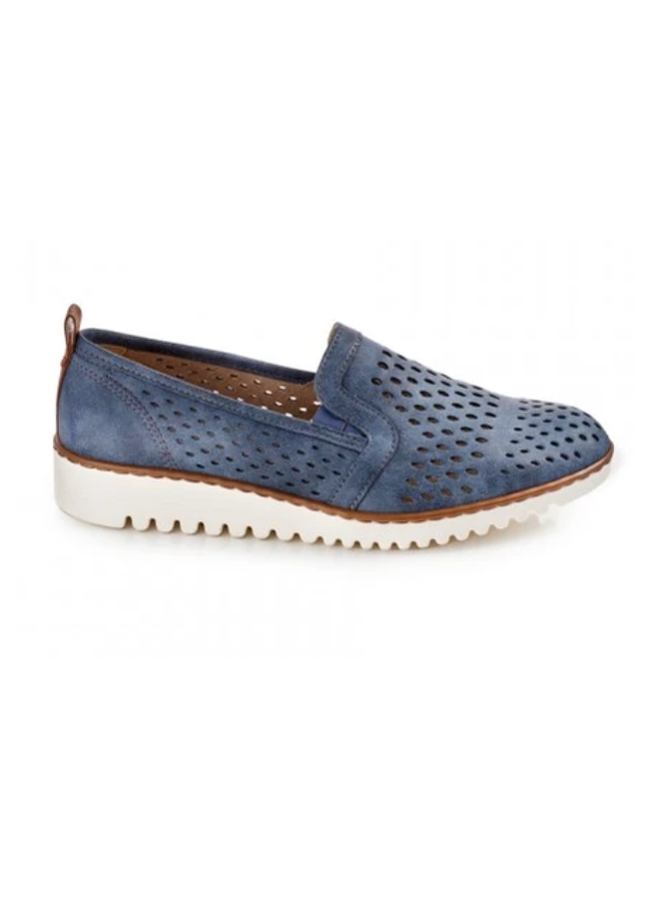 Loafer slip on perforated PACHA 50076