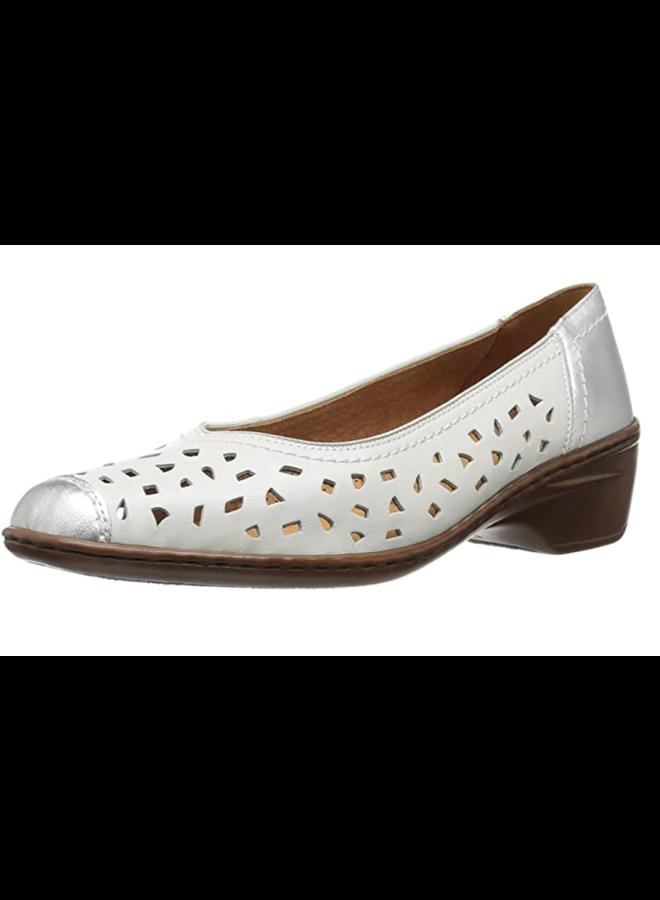 Slip on perforated shoe RASHIDA 51177