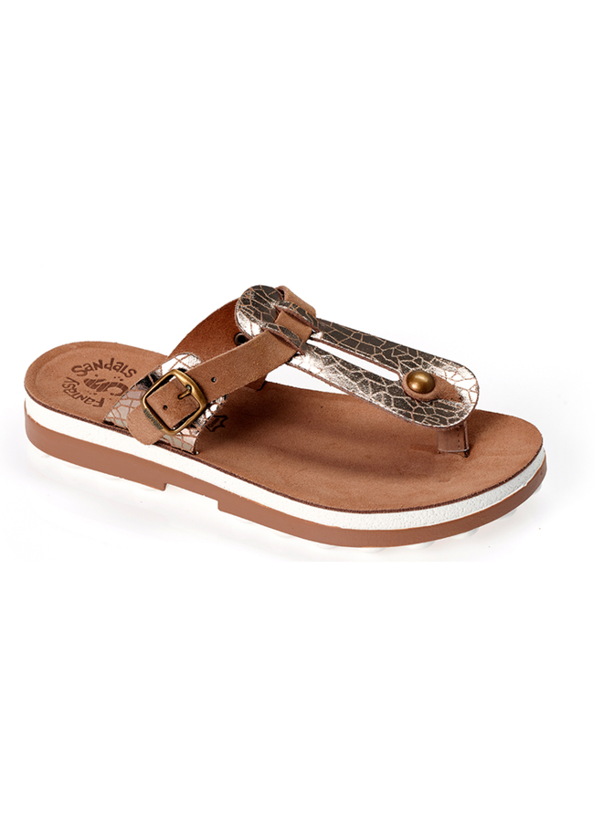 Leather Comfort Sandal MIRABELLA
