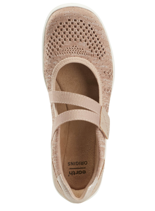 Fabric Velcro  Ballerina PAXTON PARSON
