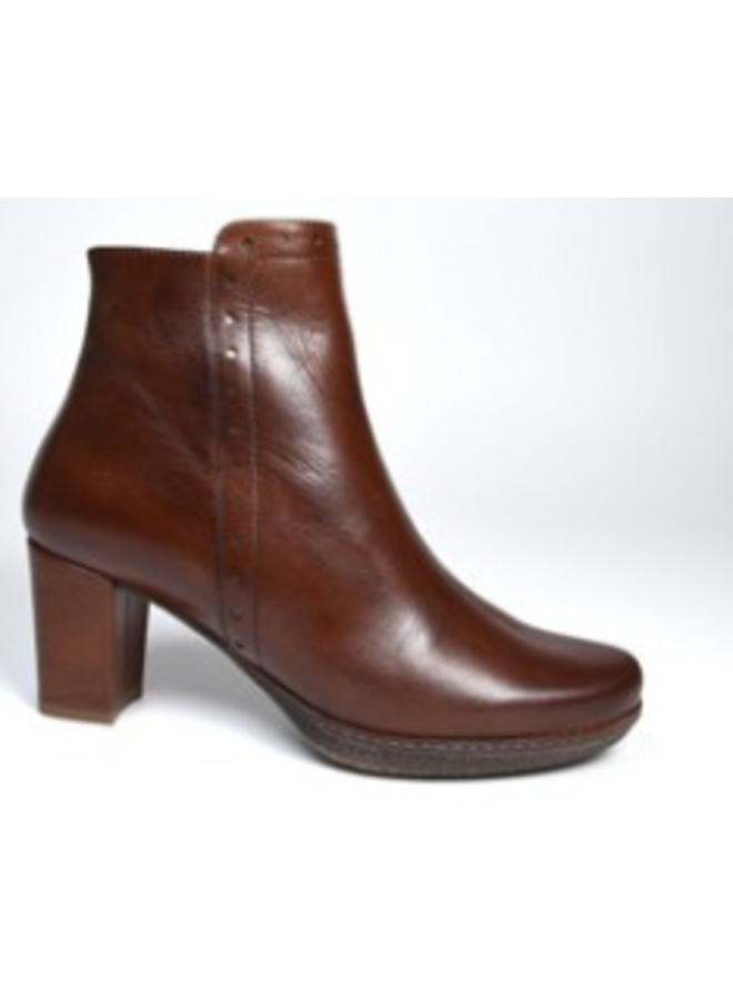 "Bootie with 2"" covered heel AXALI"