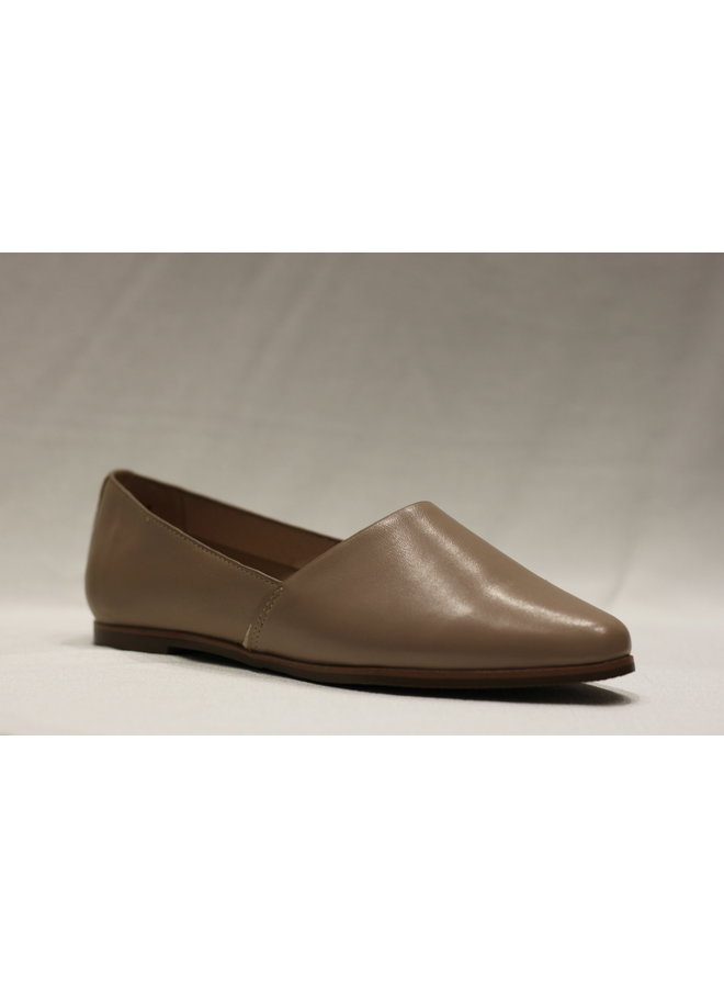 Sleek Slip-On Mule BIANCA