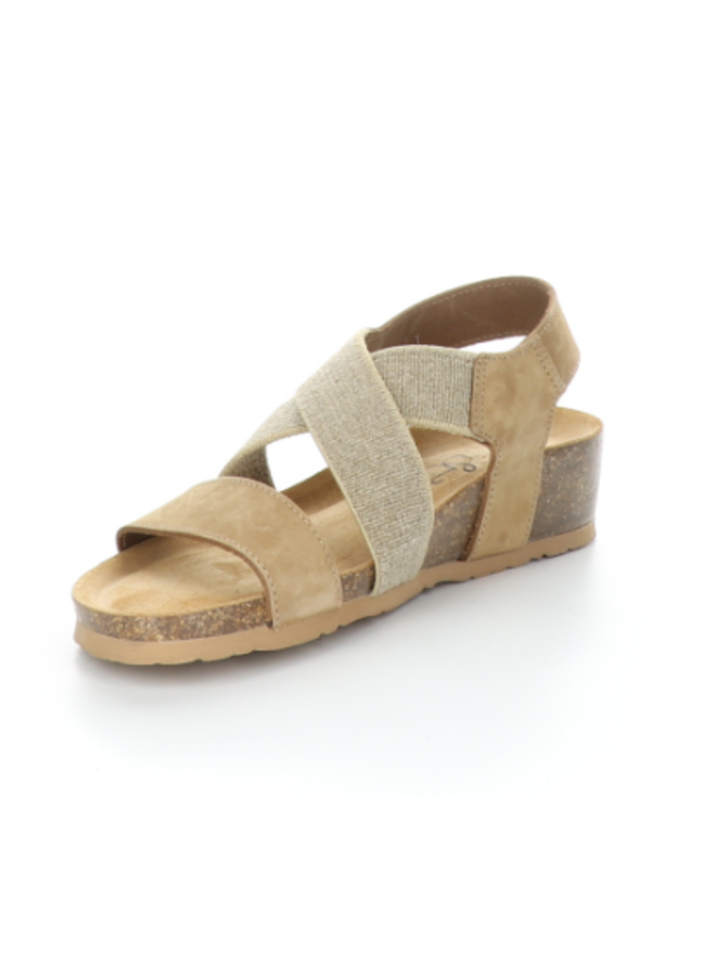 Wedge Rustic Sandal LAZO