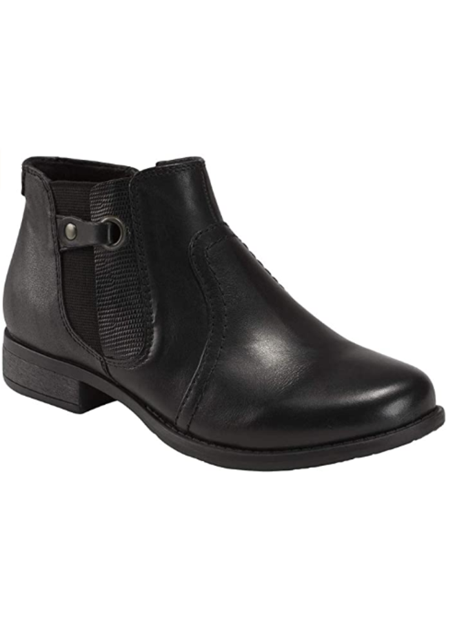 Comfort Leather Bootie NAVIGATE NORMA