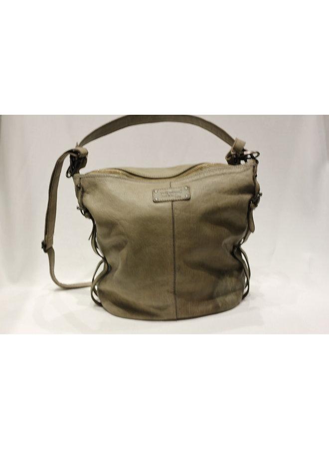 Midsize Bucket Handbag with strap 22354