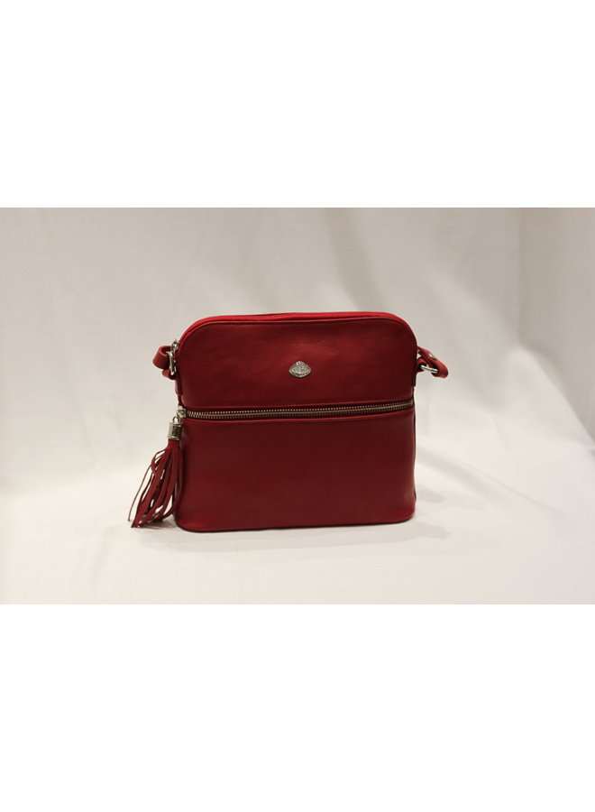 Small Crossbody Half Moon handbag 44452