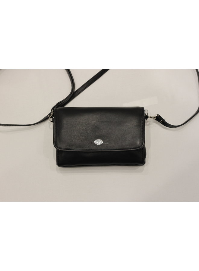 Small Flap Crossbody Handbag 584155