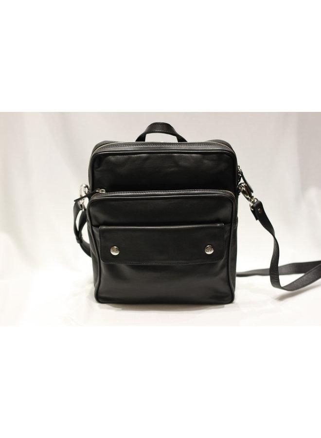 Large Hybrid Messenger Backpack 584744