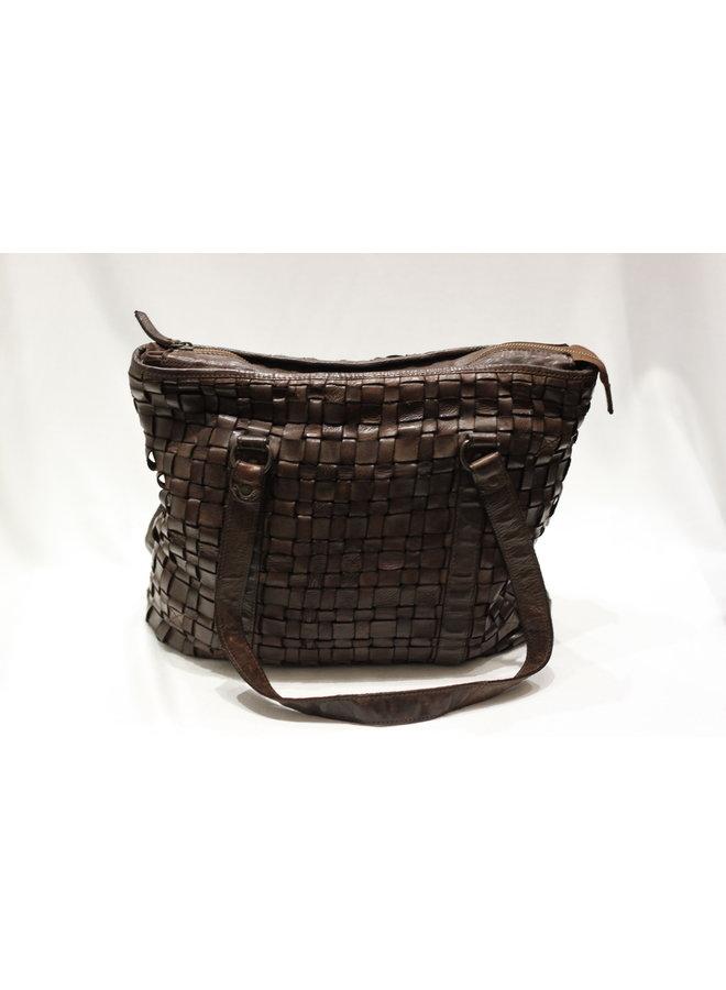 Large Weave Tote Handbag 4503351