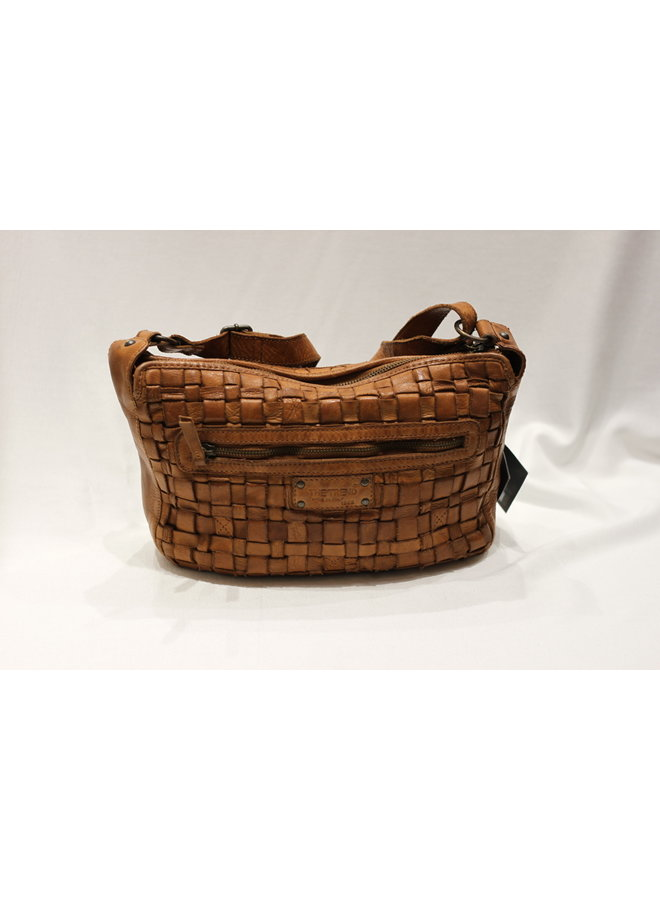 Midsize Weave Crossbody Handbag 4503353