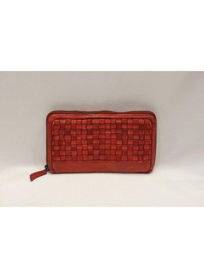 Weave Wallet fully Zipped 25106