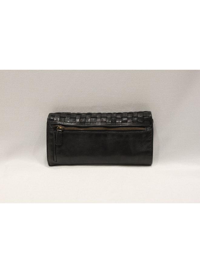 Weave Flap Wallet 25245