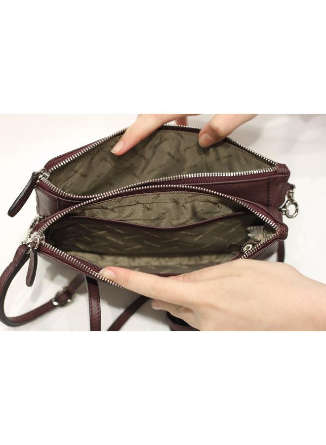 Wallet 2 pocket w/strap 585548