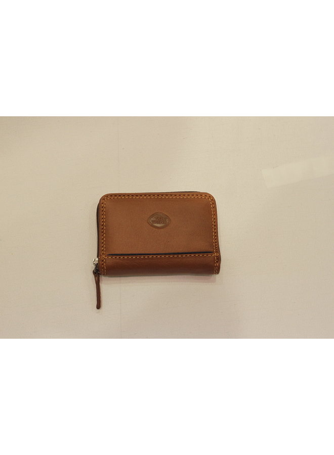 Wallet Small Card Holder zipped 587373