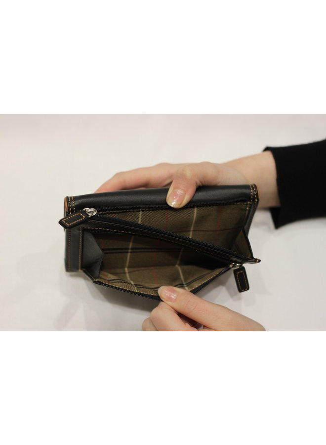 Wallet 3/4 Flat w/coin 588343