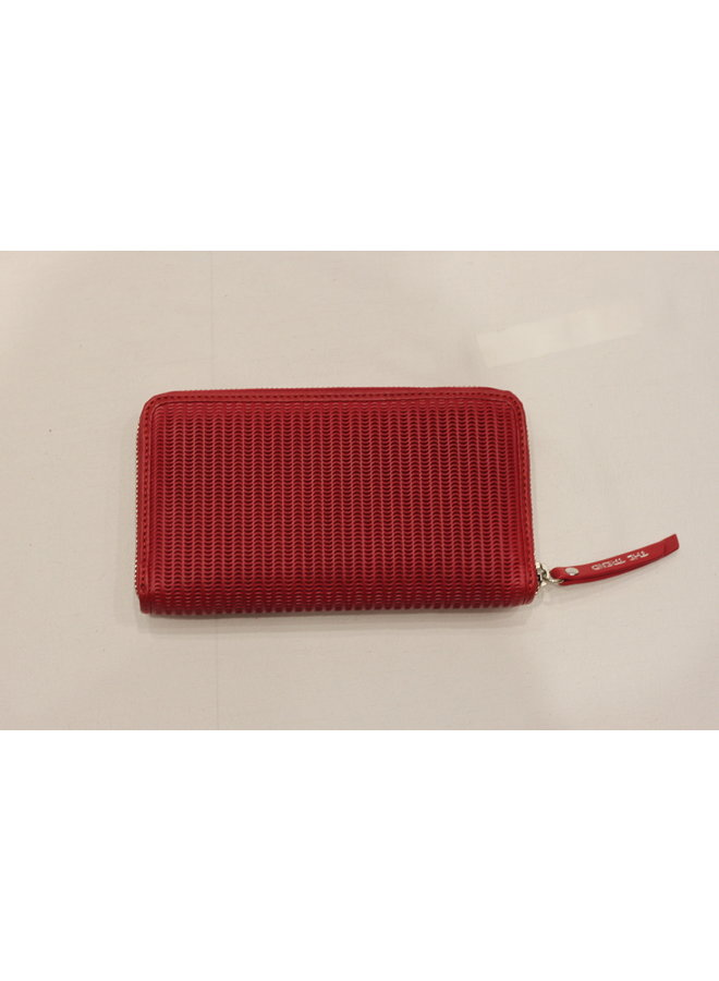 Wallet Fully zipped w/2 sections 2408106