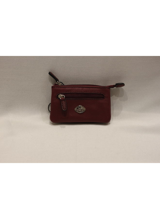 Wallet cardholder zipped 589088